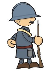 Soldier France WW2