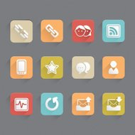 Linned Icons - Office
