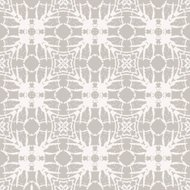 Simple elegant lace pattern with white shapes