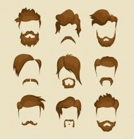 hairstyle hipster