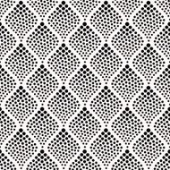 seamless geometric dots pattern