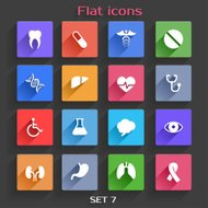 Plat Application Icons Set 7