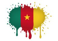 Cameroon flag sketches