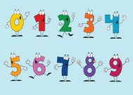 Collection of Funny Numbers With Background