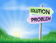 Problem and solution sign in field