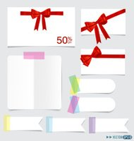 Collection of various note papers, ready for your message.