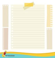 Collection of various papers, ready for your message.