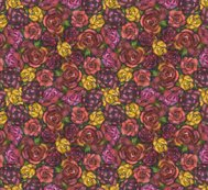 The background of roses