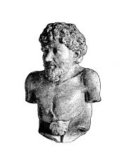 Aesop, an Ancient Greek fabulist and story teller (620–564 BC)