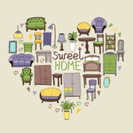 Sweet Home concept