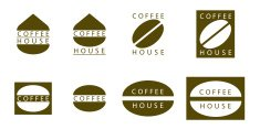 Coffee Logo Selection
