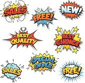 Cartoon Promotional Graphics