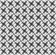 abstract black and white shape background