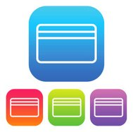 Superlight Interface Credit Card Icon