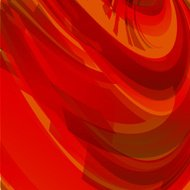 abstract red transparency curve pattern background