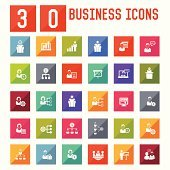 Business,Human resource icons