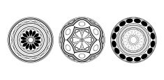 Radial Element Set