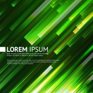 Abstract green background with lighting effect