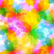 Colourful bright background