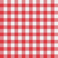 Picnic Table · Vector Picnic Tablecloth Pattern
