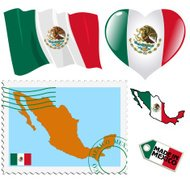 national colours of Mexico