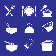 Cooking Icons- Vector