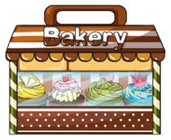 Bakery selling baked goodies and cakes