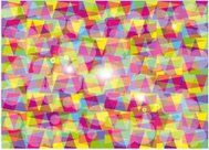 Abstract vector geometric background.