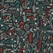 Natural Seamless Pattern