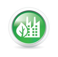 green factory badge