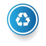Recycle sign,vector
