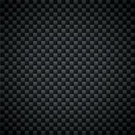 Black background with squares