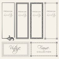 premium quality vintage filigree frame collection