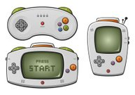 Cartoon Gaming Devices