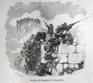 Scaling the Ramparts of Alexandria