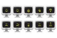Emoticon Computers