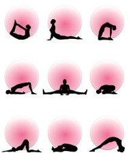 Backbends and Forward Bends Yoga Poses