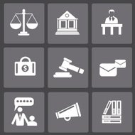 Business icons design,clean vector