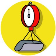 produce scale icon