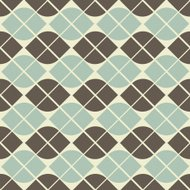 Vector geometric background, neutral abstract seamless pattern.