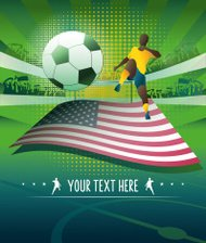 usa soccerbackground