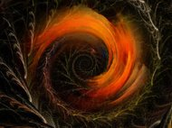 Spiral Background.