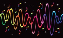 Funky sound waves
