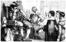 Interview of the Puritans with King James I