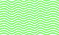 Seamless style hand drawn pattern with color wave