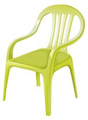 Plastic chair furniture