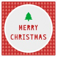 Merry Christmas greeting card7