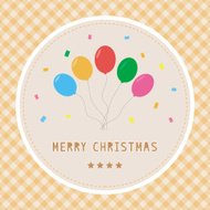 Merry Christmas greeting card23