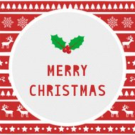 Merry Christmas greeting card20
