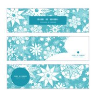 Vector decorative frost Christmas snowflake silhouette pattern f